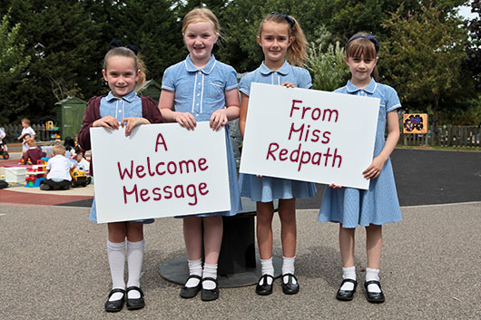 Headteacher's Message